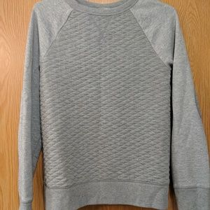 Girls Gray Sweatshirt 12/14